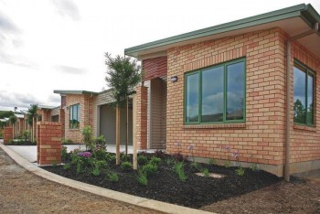 Retirement Village - Clay Bricks