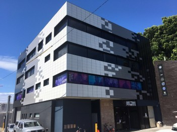 Apartment Project in Sydney, NSW, Australia - Terraçade TN Black, Grey and White Glazed